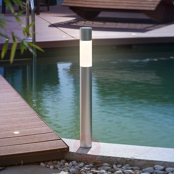 Moderna lampada solare a LED Pole Light disponibile sullo shop online di Lampade.it col Numero articolo: 3012232