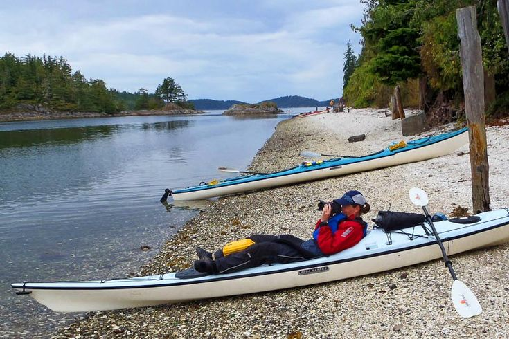 Paddler's Inn, Broughton Archipelago, Canoeing and Kayaking, Accommodation, Adventure, Travel, Vacation, Telegraph Cove, Vancouver Island, British Columbia
