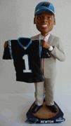 Cam Newton NFL Draft Day Bobble Head