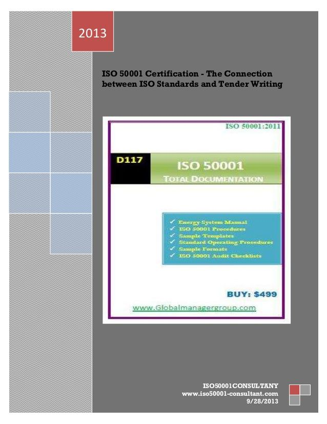 iso 50001 energy management system manual