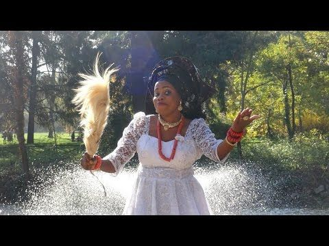 Mrs Precious......iselogbe (officia video) gospel music