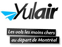 Promotions sur les vols au départ de Montréal.