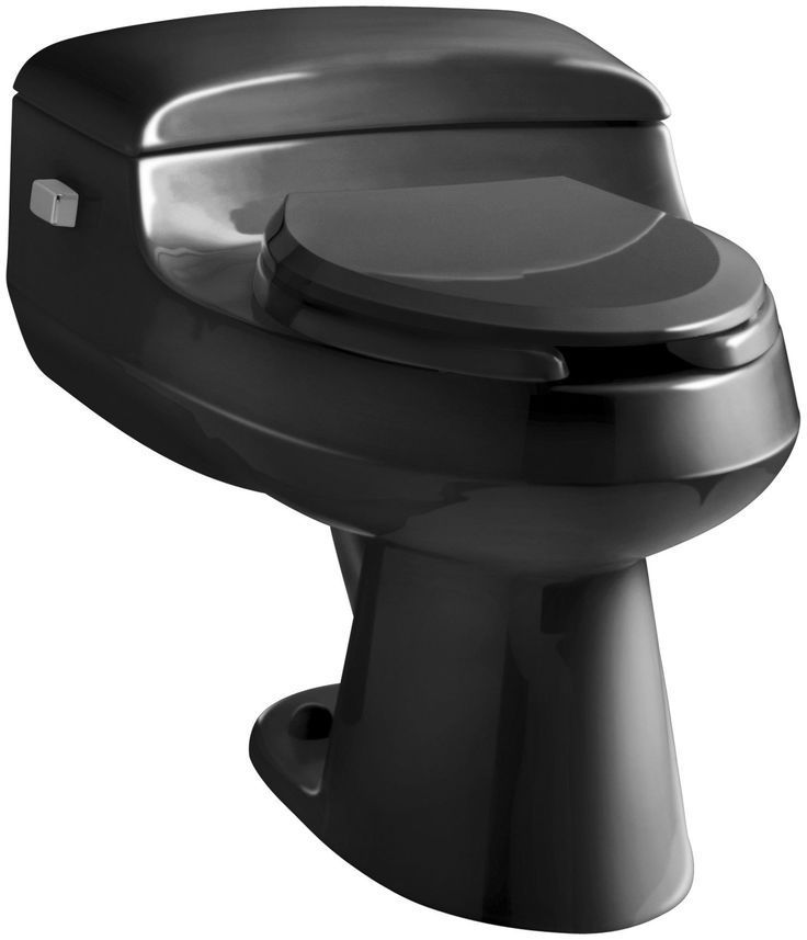 San Raphael Comfort Height One-Piece Elongated 1.0 GPF Toilet with Pressure Lite Flushing Technology, Includes Seat