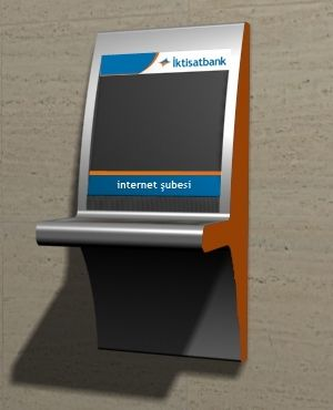 İktisat Bankası... İnternet Banking Kiosk