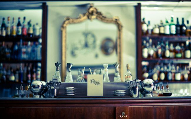"""Take a bow, The Everleigh. The Fitzroy gem is one of """"Vogue Living's top 20 bars in the world"""".  http://www.vogue.com.au/vogue+living/travel/galleries/vogue+livings+top+20+bars+in+the+world,31171?pos=3"""