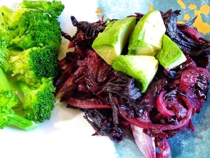 Easy Vegan Hibiscus Flower Meat Alternative For Tacos Burritos Bowls More In 2020 Easy Vegan Vegan Mexican Recipes Meat Alternatives