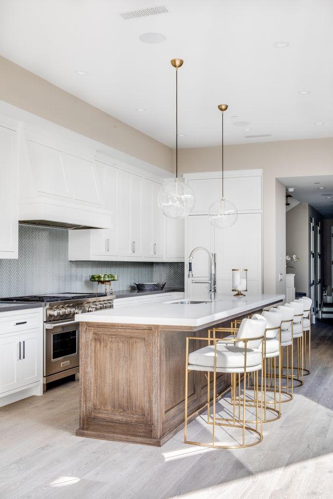 Greenfieldcabinetry Com Custom Door Quarter Sawn White Oak Custom Match Finish White Oak Kitchen Kitchen Interior Design Modern Solid Wood Kitchen Cabinets