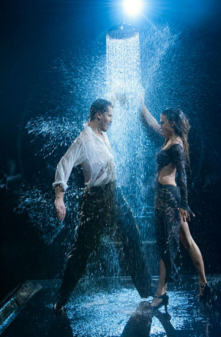 Jana and Gleb DWTS - THIS WAS SO HOT TO WATCH!
