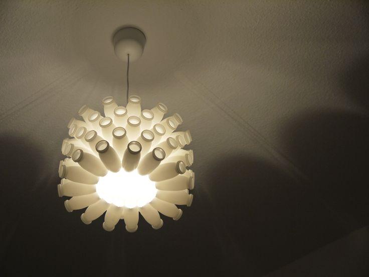 Recycling lampen basteln  60 besten Lampen Bilder auf Pinterest | Basteln, Selbermachen und ...
