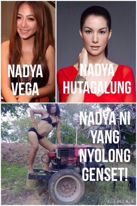 Macam - macam Nadya