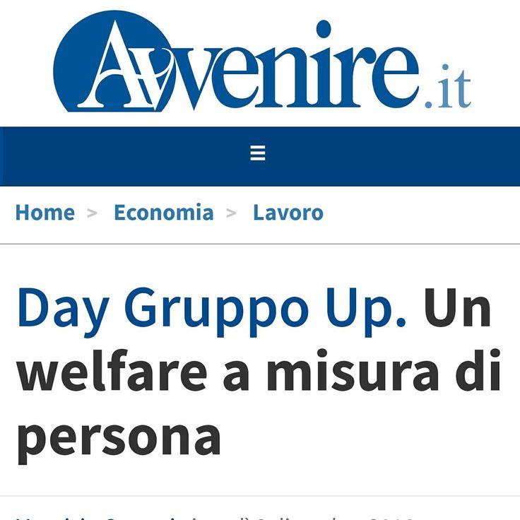 Avvenire intervista il Direttore Generale di Day gruppo UP, Mariacristina Bertolini sulle prospettive ed opportunità del welfare aziendale http://bit.ly/2hdEeal