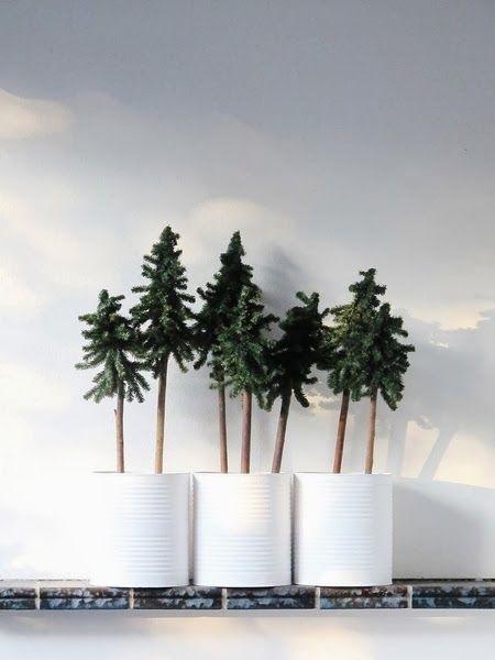 Fridas DIY Blumentöpfe