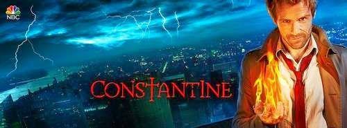 Constantine NBC Official Trailer (2014)