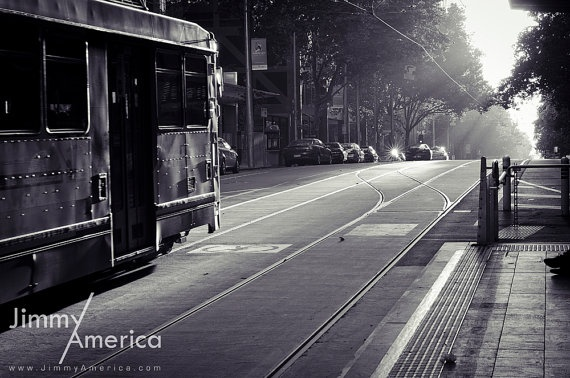 The Melbourne Tram 4x6 Photographic Print by JimmyAmerica on Etsy