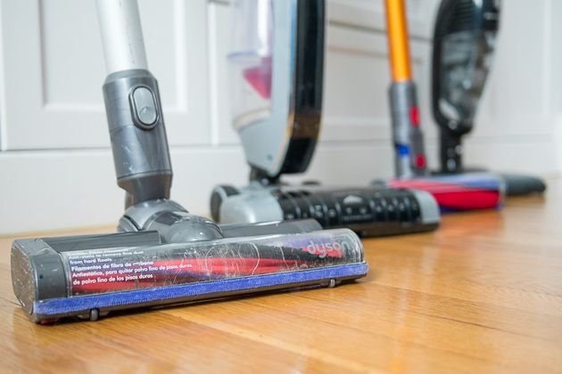 No cordless vacuum from any other brand matches the cleaning performance of the V6; in our tests, it picked up more ground-in dust and hair from our carpets than any competitor and cleaned up bare floors in fewer passes.