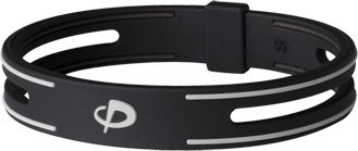 Gifts for Men ~ Have you seen those bracelets and necklaces that athletes wear??  Me neither, but apparently many of them are wearing a product from Phiten.  Unlike the magnet bracelets everyone was wearing, these are embedded with titanium, which studies have shown that it reduces stress and eases joint and muscle pain.