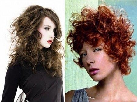 tagli capelli mossi punk - Cerca con Google