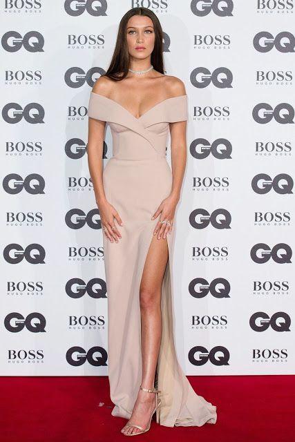 A vida de Nessy: GQ Awards 2016