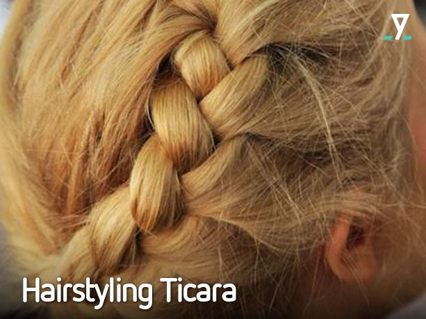 Hairstyling Ticara | Mode kapsels, Hairstyle, Beernem