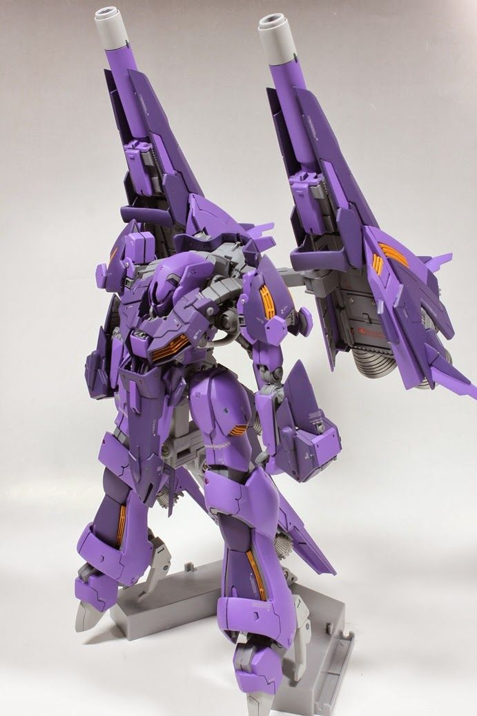 GUNDAM GUY: 1/144 Define MESSALA - Customized Build