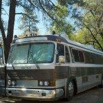 1961 Greyhound Bus conversion - Tiny House Listings
