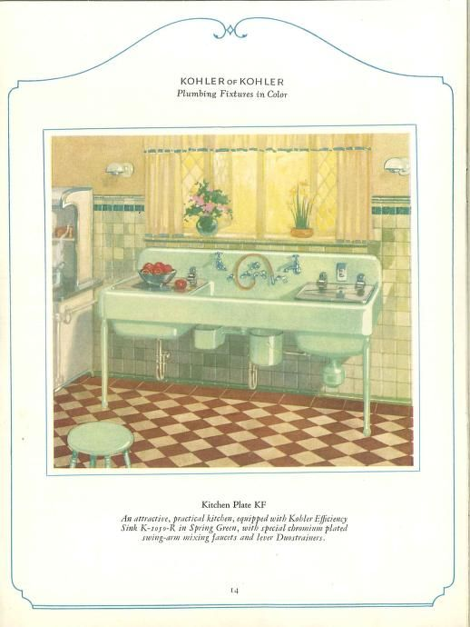 33 best Vintage Kitchen & Dining images on Pinterest | Vintage ...