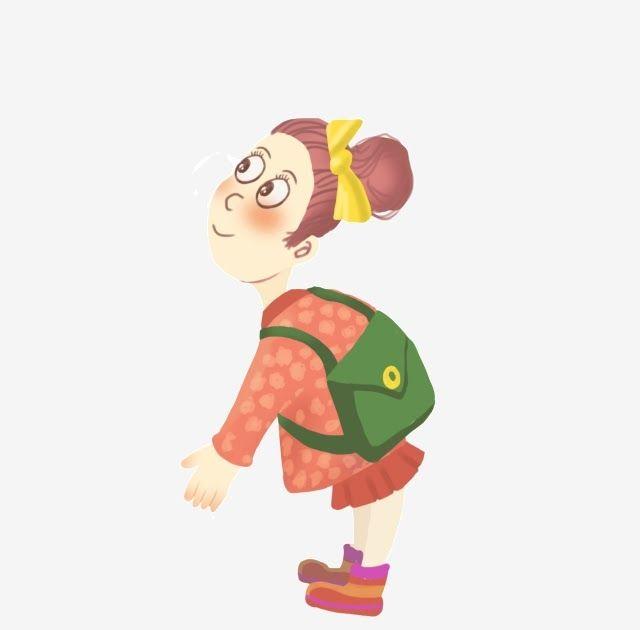 33 Gambar Kartun Membawa Tas Watak Gadis Watak Kartun Tangan Yang Ditarik Gadis Membawa Download Mode Kartun Bros Hitam Putih Kartun Gambar Kartun Gambar