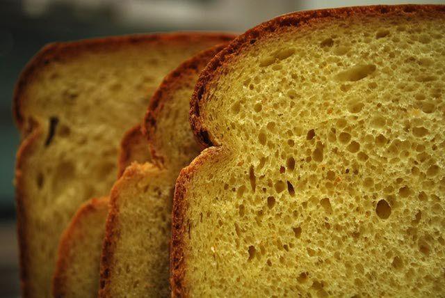 Orange Sunshine Bread - Orange Breakfast Bread Recipe