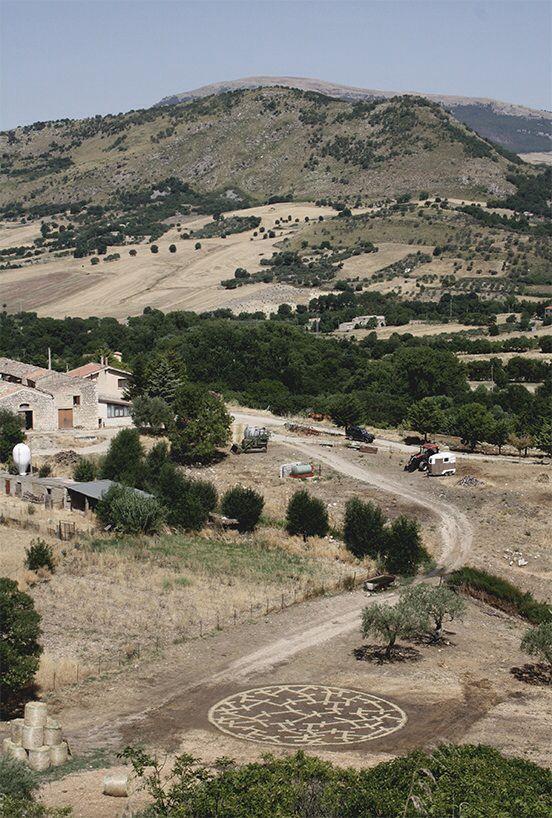 Osea2 in the landscape