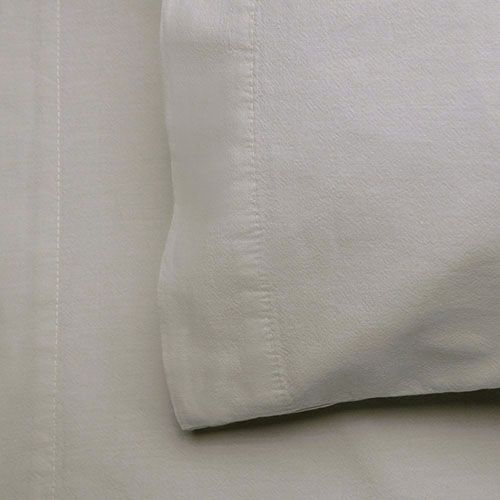 Silver European Collection Stonewash Sheet Separates