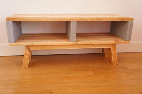 1000 id es sur le th me meubles t l palettes sur - Creation meuble avec palette ...