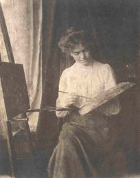 Edith Blackwell Holden, British artist and teacher, author of The Country Diary of an Edwardian Lady, 1871-1920