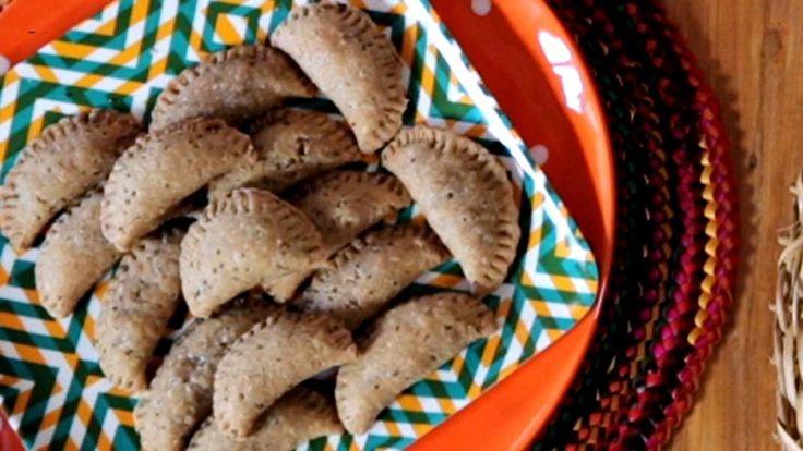 Pastel de forno com recheio de palmito e azeitona: receita da Bela Gil - Receitas - GNT