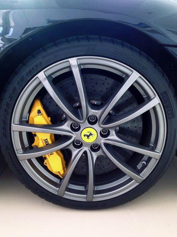 Ferrari F430 Scuderia 2009 // Pirelli P Zero Corsa // Carbon ceramic brakes