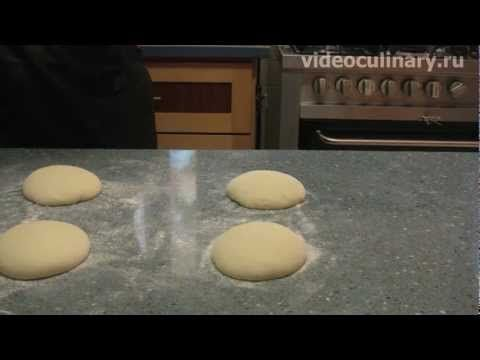 Рецепт - Тесто для пиццы.