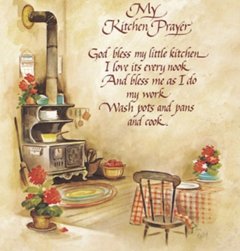 Kitchen Prayer Quotes: 443 Best Retro Housewife And Housekeeping Images On
