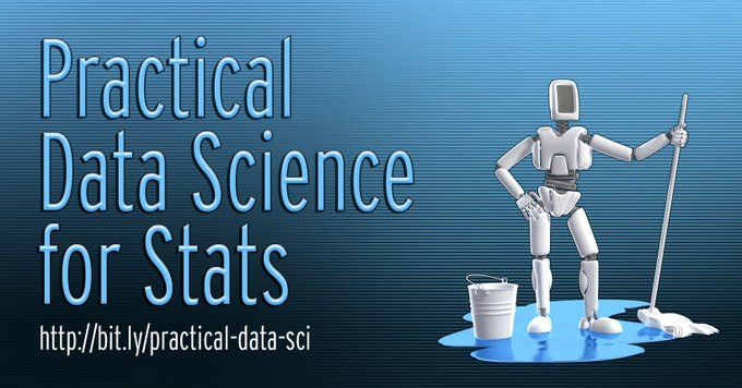PeerJ Preprints has recently published a collection of articles that focus on the practical side of statistical analysis: Practical Data Science for Stats. While the articles are not peer-reviewed, they have been selected and edited by Jennifer Bryan and Hadley Wickham, both well-respected members of the R community. And while the articles provide great advice for any data scientist, the content does heavily feature the use of R, so it's particularly useful to R users. There are 16 articl...