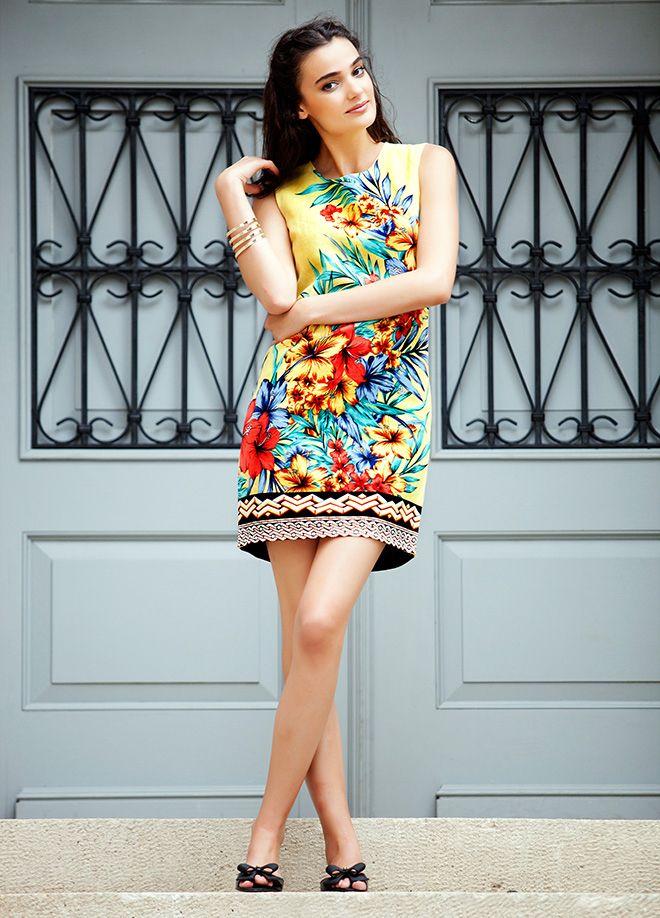 Merve Büyüksaraç Elbise Markafoni'de 87,00 TL yerine 34,99 TL! Satın almak için: http://www.markafoni.com/product/4463875/ #markafoni #gununkombini #luxury #stylish #style #fashion #moda #celebrity