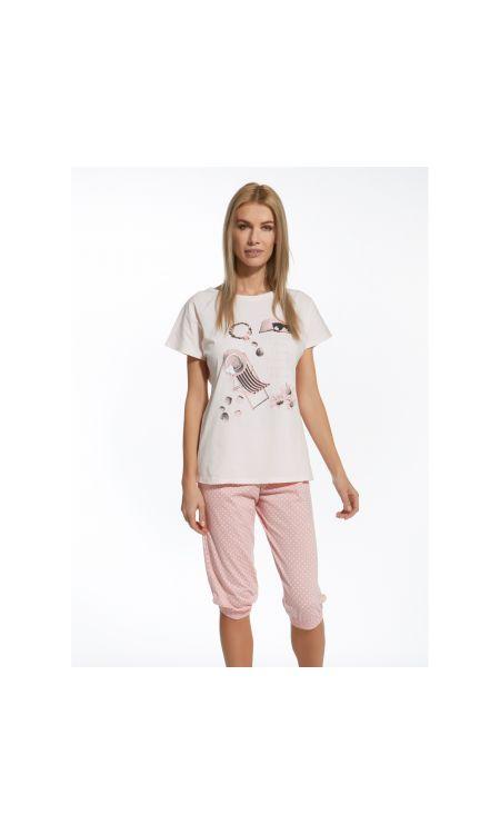 I LOVE SUMMER 3/4-es női pizsama