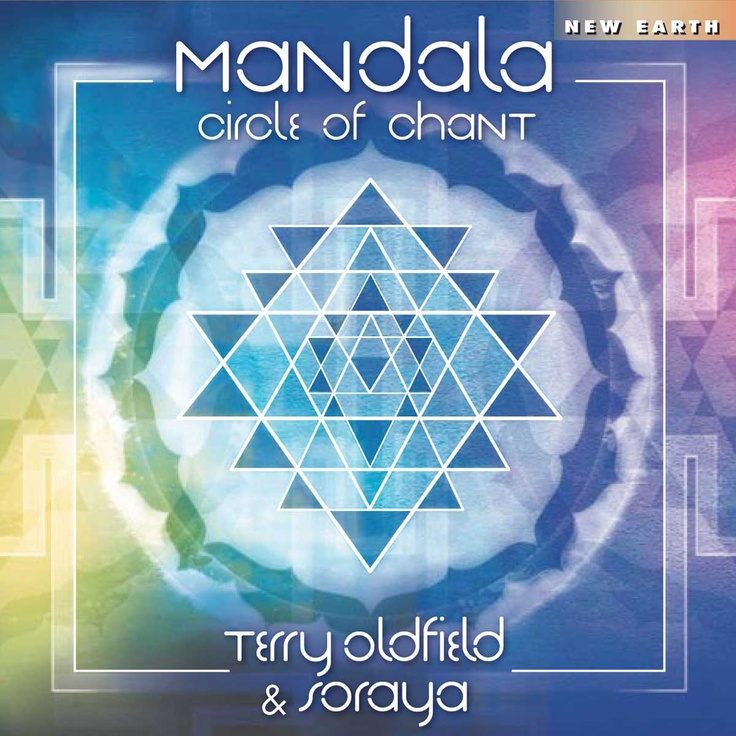 Terry Oldfield- Let Mandala: Circle of Chant transport you from the West to the East, and take a spiritual journey laced with ancient Eastern wisdom!