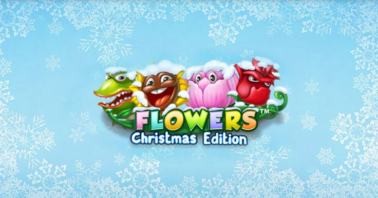 This slot is based on a game called simply Flowers, Net Entertainment has decided to also create a version which is perfect for the Christmas period.