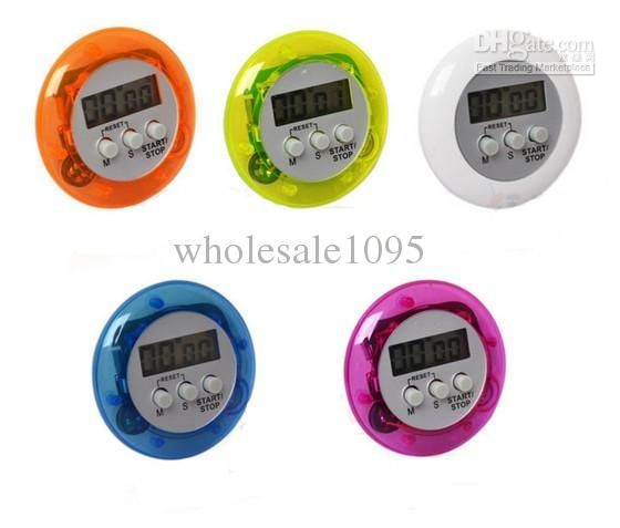 Wholesale cheap alarm timer online, digital timers   - Find best  retail 5 color novelty digital kitchen timer,mini digital lcd kitchen count down clip timer alarm ,christmas gift at discount prices from Chinese kitchen timers supplier - wholesale1095 on DHgate.com.
