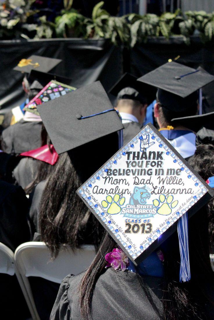 Graduation Hat Design Ideas