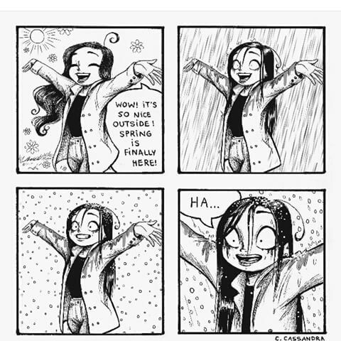 funny, comic, and c.cassandra resmi