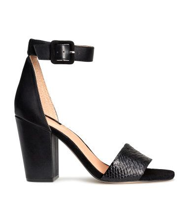 H&M Sandaletten aus Leder 49,99