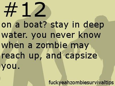 Tips - how-to-survive-a-zombie-apocalypse Photo