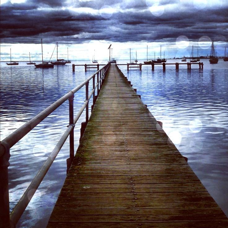 Geelong Eastern Beach. #Travel #Victoria #Beach
