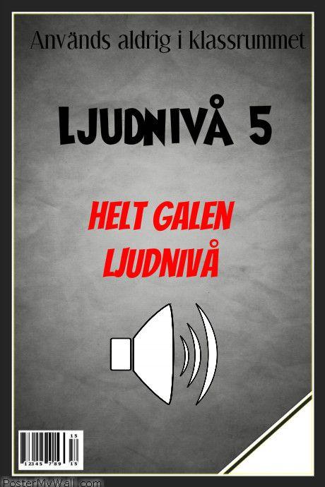 Ljudnivå 5