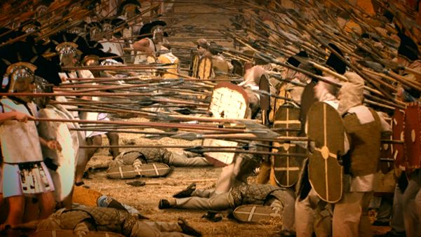 the battle of thermopylae Home cities athens corinth delphi olympia battles marathon thermopylae salamis plataea thermopylae today the battle of thermopylae has been recreated in various mediums throughout the centuries, most recently in the movie 300 cross- cultural connections.