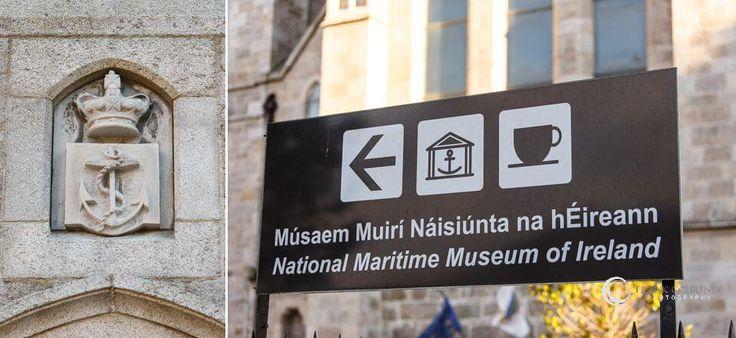 Wedding Ceremony, National Maritime Museum, Dun Laoghaire, Ireland